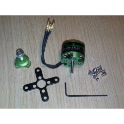 Moteur brushless DM 2210 / Kv 1700