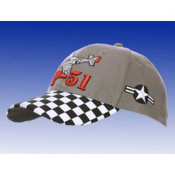 "Casquette ""Mustang P-51"""