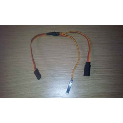 Cordon Y servo JR 120 mms 0,30 mm²